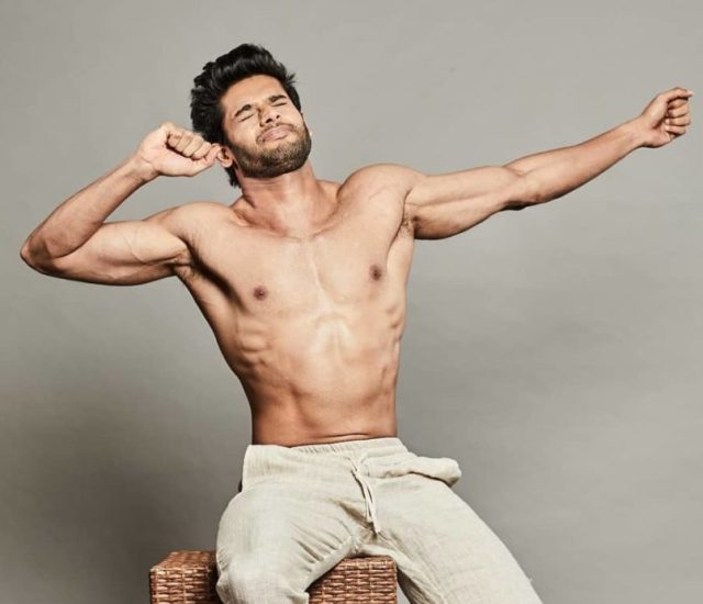 Abhimanyu Dassani gives an insight into his Martial arts training