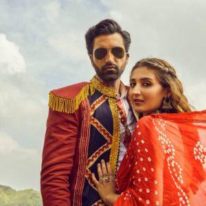 Dhvani Bhanushali's Navratri song 'Mehendi' ft. Gurfateh Pirzada out now!