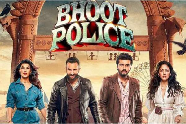 Bhoot Police Review: Two ghost hunters in a breezy horror comedy