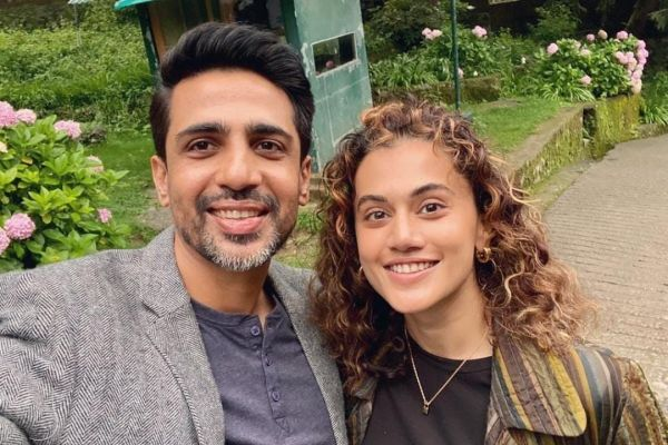 Taapsee Pannu's Blurr co-star Gulshan Devaiah sings praises for her, read on!