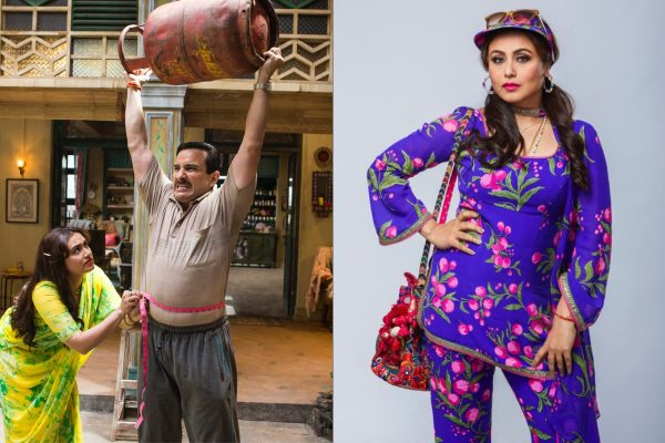 SaIf Ali Khan puts on weight to play Bunty; Rani Mukerji turns 'Fashion Queen of Fursatgunj'