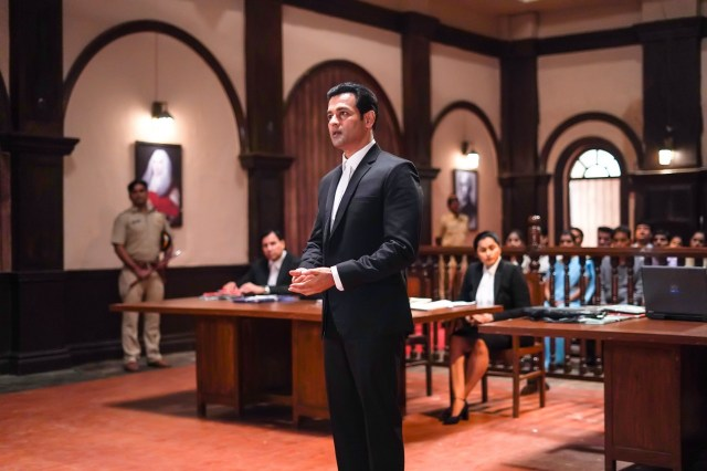 Rohit Bose Roy talks about the complexities involved in playing an ambitious and power-hungry lawyer in Sanak