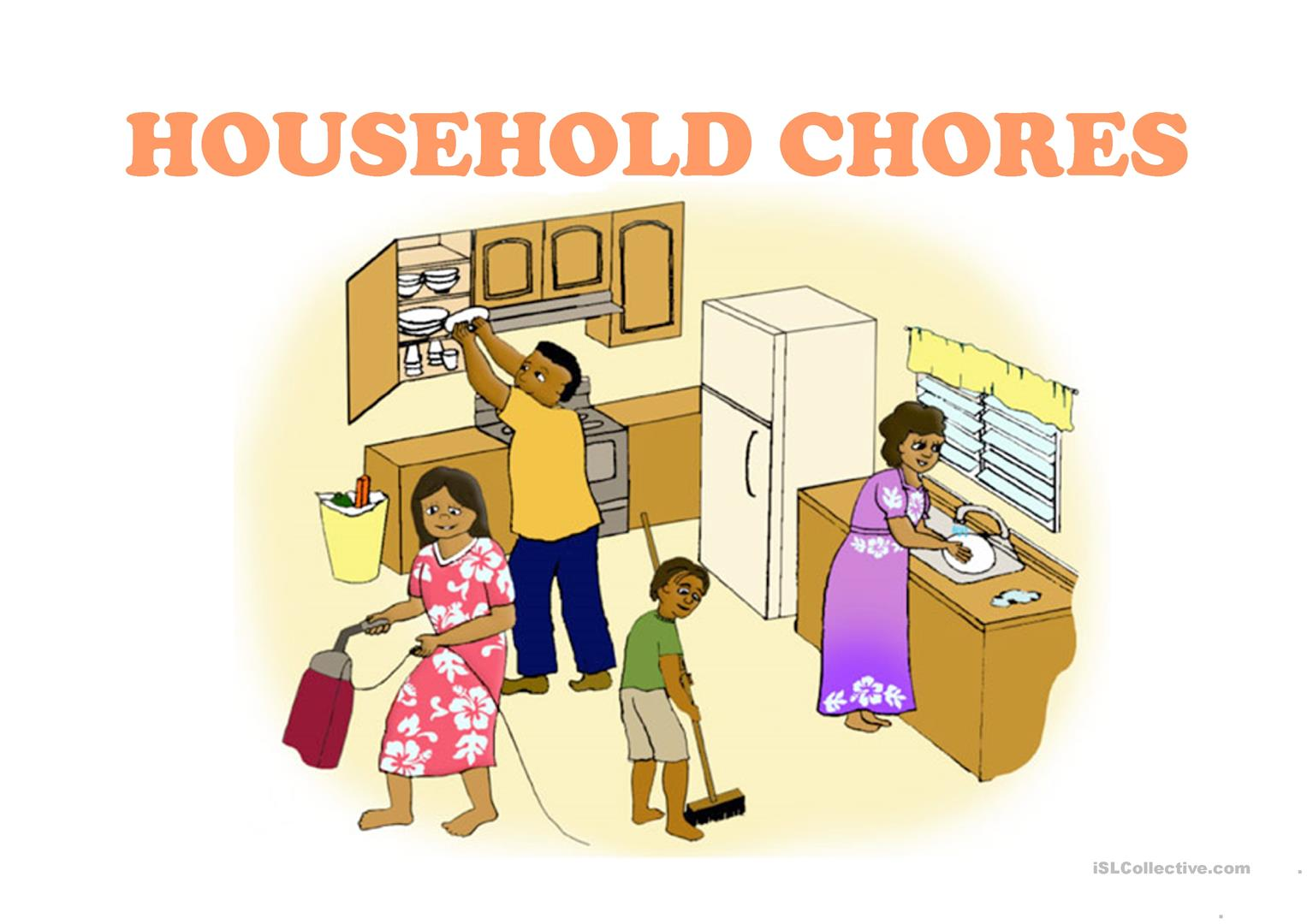 Doing Daily Household Chores May Increase Longevity Of