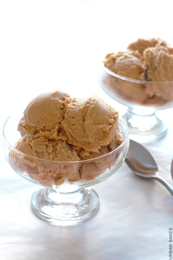 URBAN BAKES - Peanut Butter Cup Ice Cream
