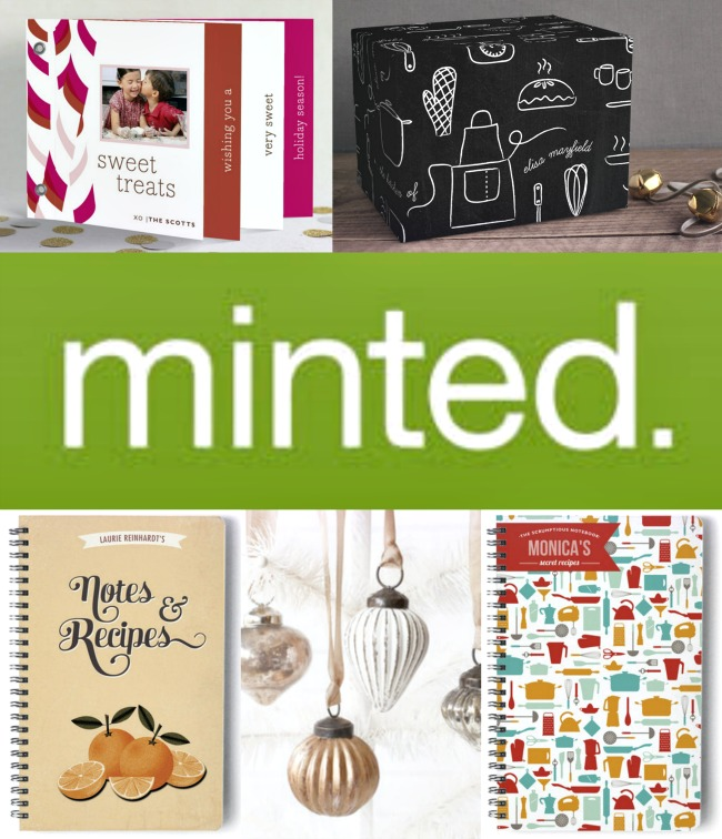 Minted Collage | urbanbakes.com
