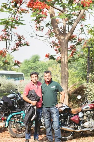 TP Praaji & Deepanker Sir