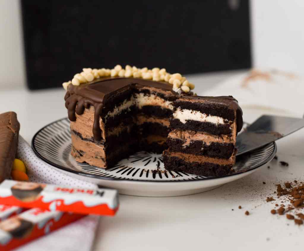 Tort Triple Death by Chocolate