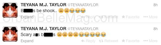 teyana taylor twitter
