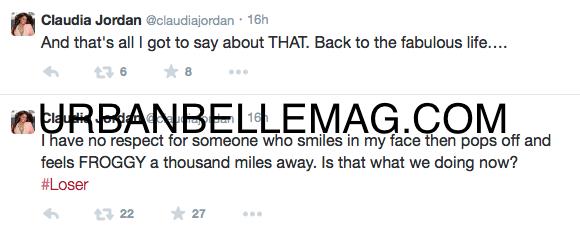 claudia jordan twitter 3