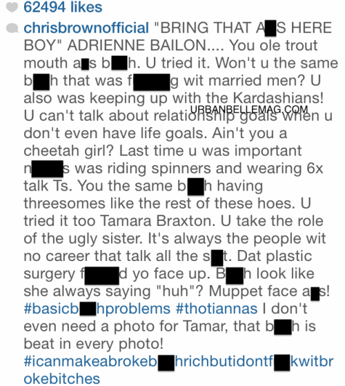 chris brown instagram 2