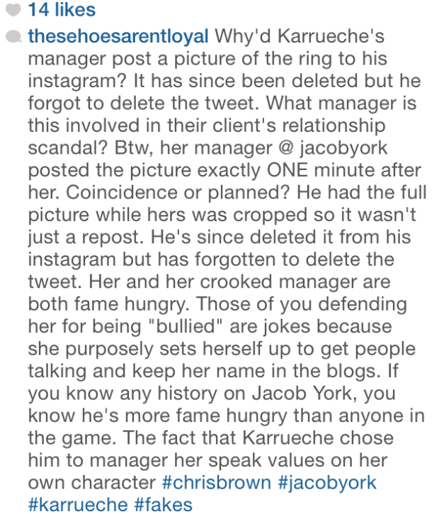 karrueche and manager blasted 2
