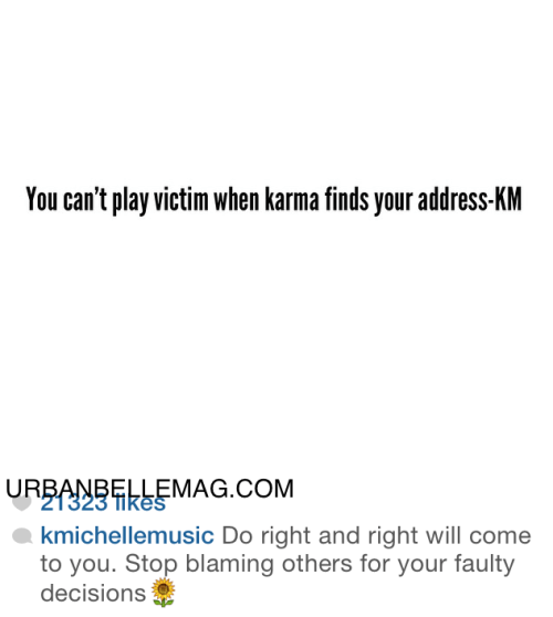 k michelle instagram