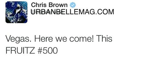 chris brown twitter