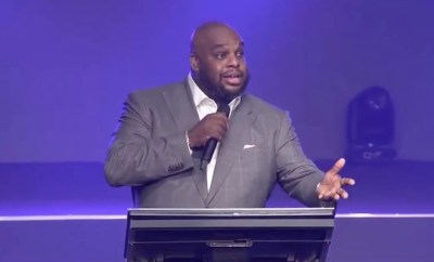 Pastor John Gray Cheated