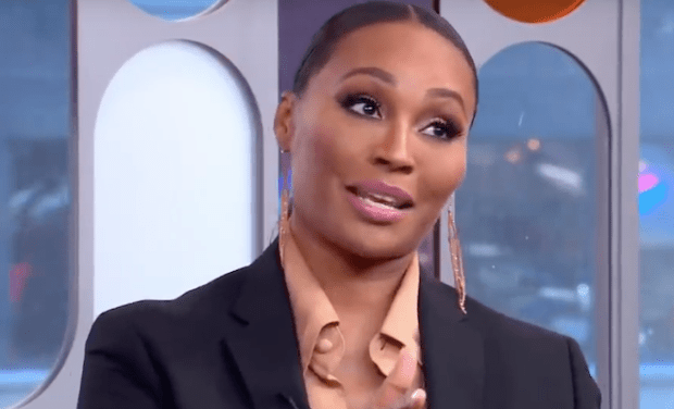 Cynthia Bailey and NeNe Friendship