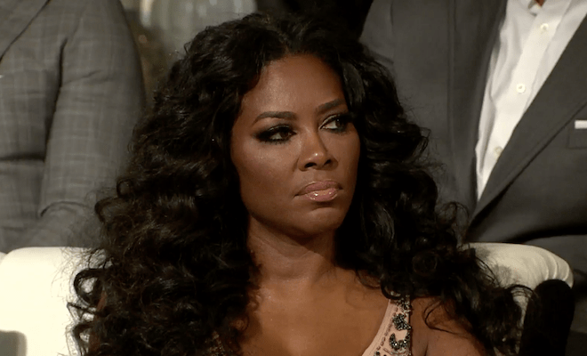 Kim Fields Shuts It Down After Kenya Moore Is Brought Up During An Interview