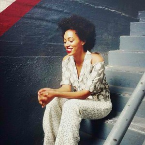 Solange Opens Up About Her Natural Hair Journey