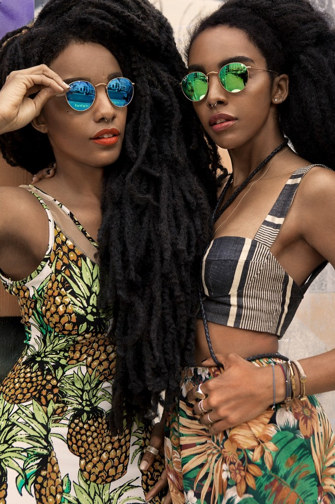Sunglass Hut X Quann Sisters It Started With Mom