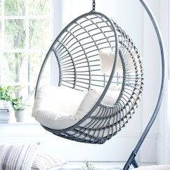 Indoor Hanging Chair With Stand Buy Folding Chairs Get Creative - Urban Casa