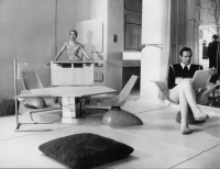 House of the future, Alison and Peter Smithson,1956 ...