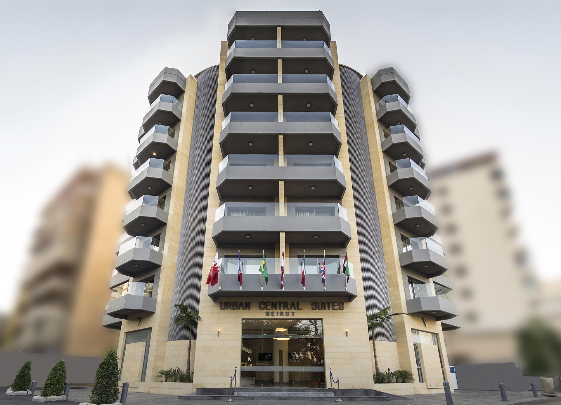 Urban Central Beirut - G - 6
