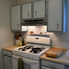 Under Kitchen Cabinet Lights French Style Furniture The Interminable Facelift | Urban Cholita