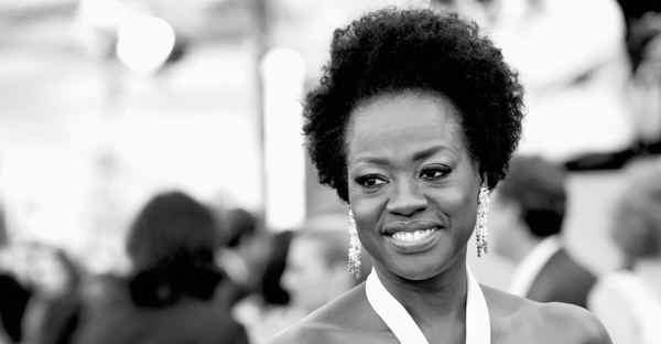 Actress Viola Davis attends the 21st Annual Screen Actors Guild Awards at The Shrine Auditorium on January 25, 2015 in Los Angeles,California. (Frazer Harrison/Getty Images North America)