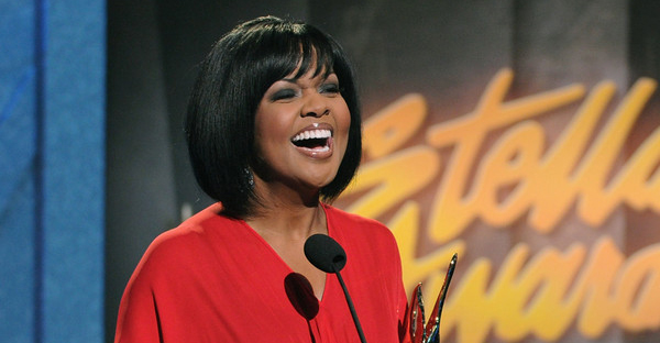 CeCe Winans presents during the 27th Annual Stellar Awards at the Grand Ole Opry House on January 14, 2012 in Nashville, Tennessee. (Rick Diamond/Getty Images North America)