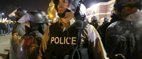 Ferguson Police Force