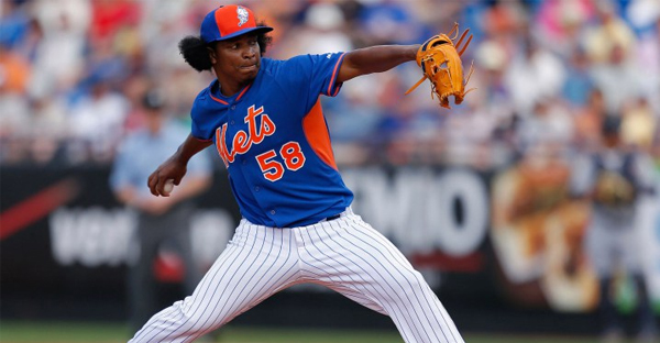 Jenrry Mejia (Getty Images)
