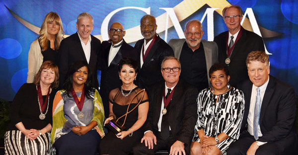 Shelley and Louie Giglio, Bishop Paul S. Morton, BeBe Winans, Al Andrews, Roland Lundy, Twila Paris, CeCe Winans, Candy Christmas, Mark Lowry, Jackie Patillo and John Huie