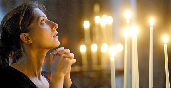 Britain is nominally a Christian country, but Anglican numbers are falling (REX)