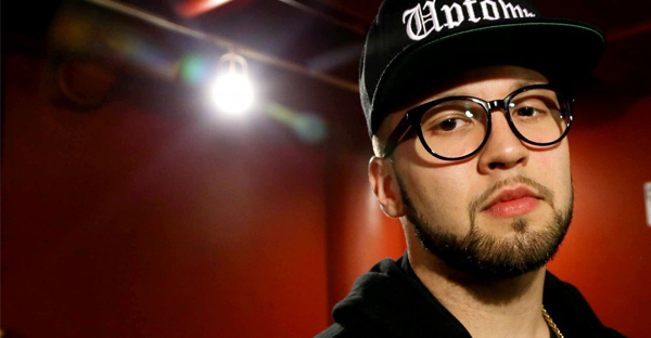 "Rapper Andy Mineo calls his song ""You Can't Stop Me,"" which has became a popular soundtrack for a variety of sports -- the ""kind of an anthem that everyone can relate to."" (Anna Webber/Getty Images)"