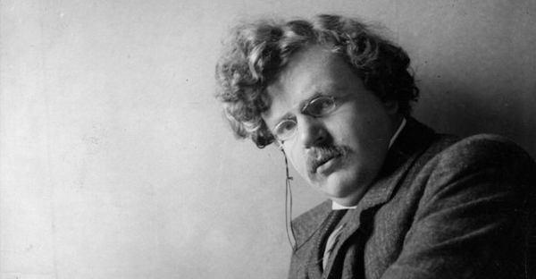 Everyone knows Chesterton was the most celebrated convert of his time. Few know he was also a Marian poet who challenges Christians to restore the Blessed Lady to her rightful place in devotion. (CREDIT: HULTON ARCHIVE / GETTY IMAGES)