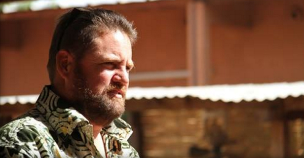 An undated photo shows Michael Riddering, who was killed in an attack on a hotel and cafe in Ouagadougou, Burkina Faso on January 15, 2016.  (FACEBOOK)