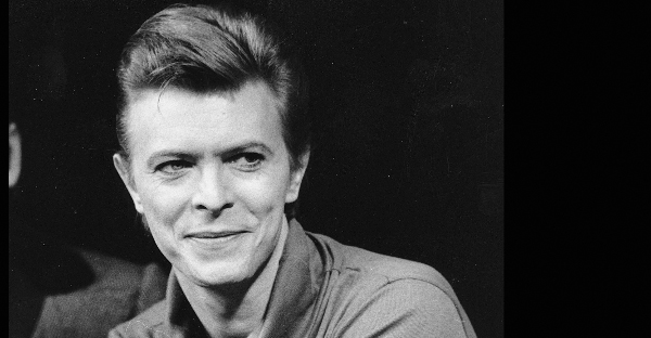 David Bowie listened during a news conference after a rehearsal at the Booth Theater in New York in 1980. The Vatican's culture minister paid tribute to the singer, who died Jan. 10, 2016, after battling cancer for 18 months. He was 69. (Marty Lederhandler / AP)