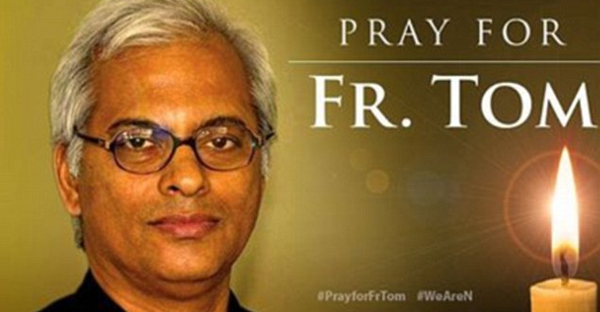 Indian Catholic priest Father Tom Uzhunnalil was kidnapped by ISIS gunmen in Yemen three weeks ago and was reportedly crucified on Good Friday.