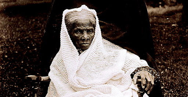 Harriet Tubman portrait. No date indicated. (via Wikimedia Commons)