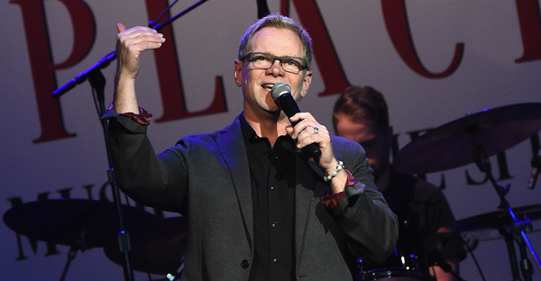 Steven Curtis Chapman performs during Sam's Place - Music For The Spirit at Ryman Auditorium on May 1, 2016 in Nashville, Tennessee. (Rick Diamond/Getty Images North America)