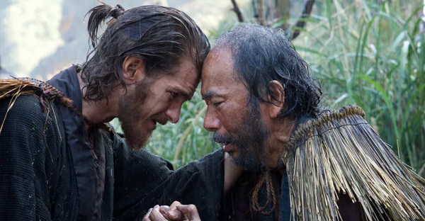 Religion, doubt, and the conflict of cultures is a major theme in Martin Scorsese's Silence.