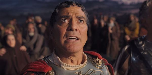 In the Coen brothers' Hail, Caesar, George Clooney played a Roman centurion in the film-within-a-film.