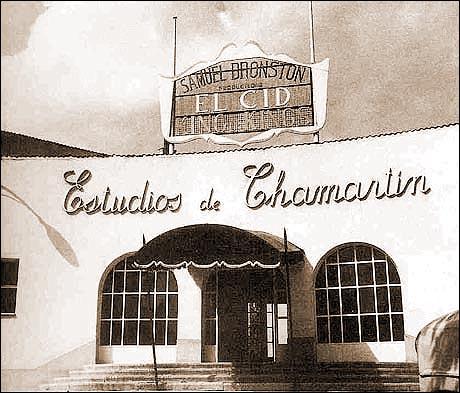 Antiguos Estudios de cine en Madrid  Urban Idade