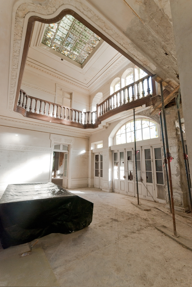 Villa Exclsior Luarca Asturias Crnica rpida de un casern moribundo  Urban Idade