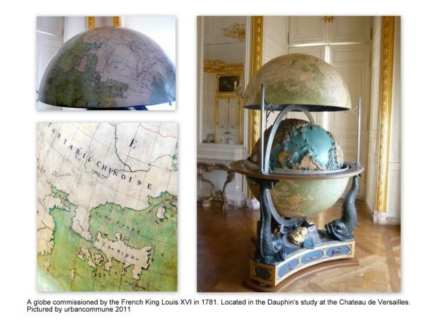 Globe-ChateauVersaille