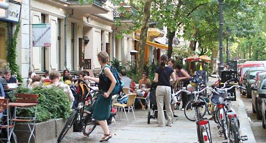 Berlijn is niet alleen hip, maar ook kindvriendelijk