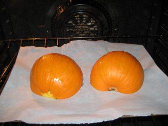 IMG_2237 Roasting Pie Pumpkin