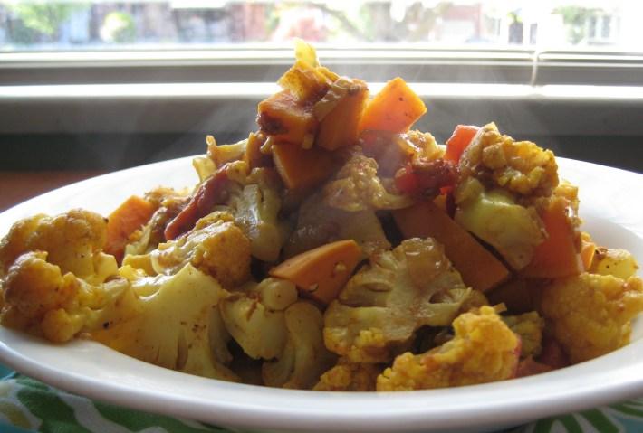 Spaghetti Squash & Meatballs | © Life Through the Kitchen Window.com | © Life Through the Kitchen Window.com
