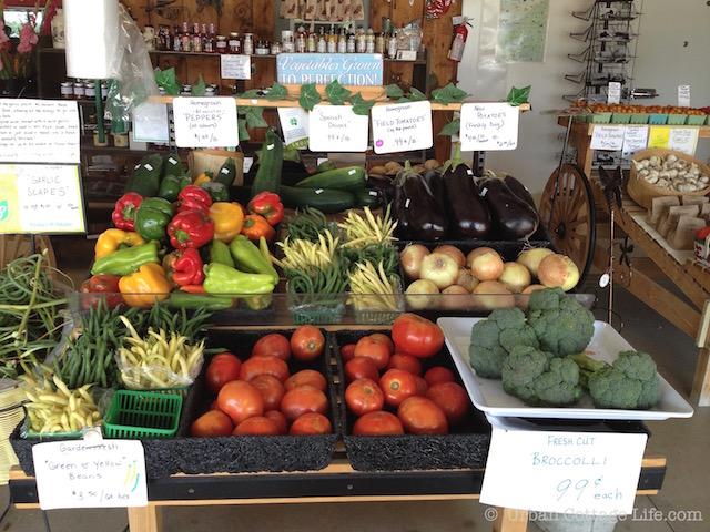 Ontario Produce | © UrbanCottageLife.com