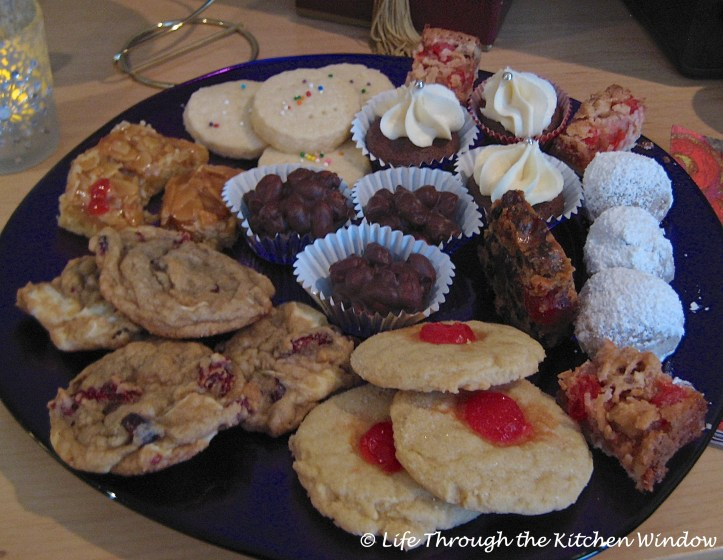 A quick snapshot of one of the dessert trays