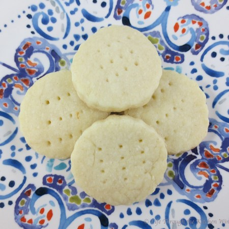 Simple Shortbread